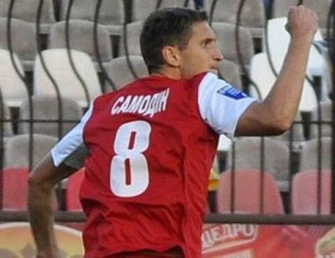 Футбольный клуб «Мордовия» приобрел нового нападающего