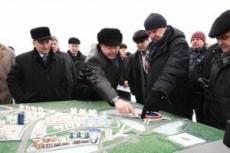 Замминистра регионального развития РФ Сергей Дарькин - в восторге от Мордовии и гордится своими мордовскими корнями