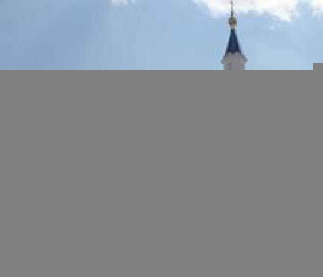 Около 20 тыс. человек пришло на богослужение Патриарха Кирилла в Казанском храме Саранска