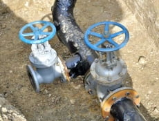 Житель Саранска оставил дачников без водопровода