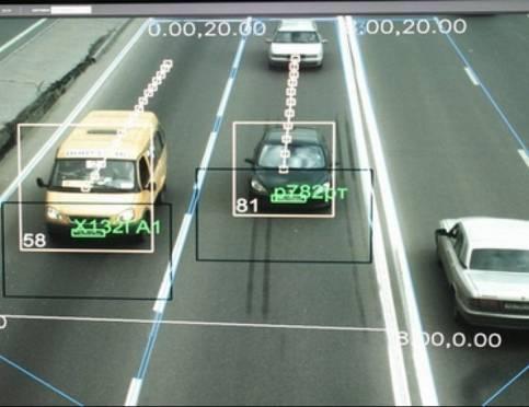 В Мордовии водителям напомнили, как вести себя перед камерами