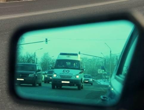 В Мордовии водителей учат пропускать «скорую»