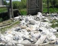 В Мордовии агрофирма хранит под открытым небом 60 тонн аммиачной селитры