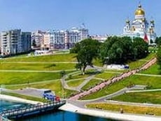Саранск - в пятерке самых экологически чистых городов России