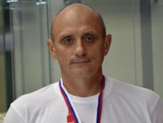 Бегун из Мордовии отличился на знаменитой Чкаловской лестнице