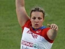 Анна Авдеева (Мордовия) завоевала бронзу Чемпионата России