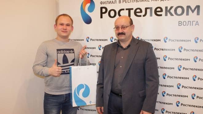 «Ростелеком» подвел итоги первого года работы мобильной связи в Мордовии