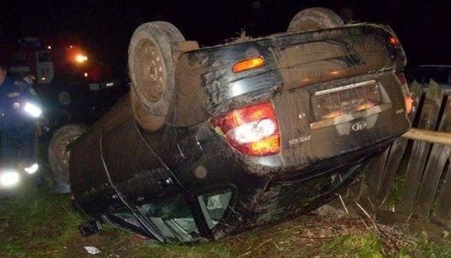 Лихую погоню с ДТП в Саранске устроил 25-летний пьяный автоугонщик