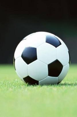 Финальные соревнования по мини-футболу постер