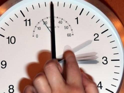 Жители Мордовии переведут стрелки часов назад