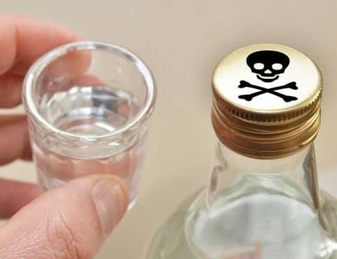 В Мордовии пытались продать 2000 литров «палёного» алкоголя