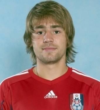 Нападающий Кирилл Панченко остается в «Мордовии»