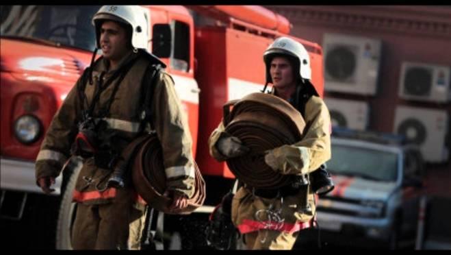 В Саранске 14 человек были эвакуированы из горящего общежития