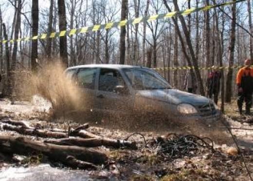 В Саранске пройдут гонки по бездорожью «Лесоповал-2011»
