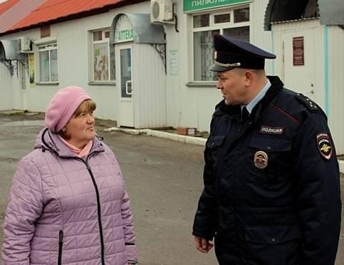 В Мордовии выбрали самого «Народного участкового»