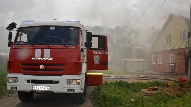 Жители Мордовии стали чаще гибнуть в огне