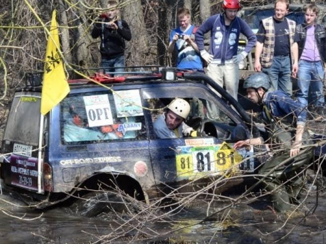 В Мордовии пройдут гонки для любителей бездорожья