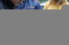 У задолжавшего жителя Саранска арестовали авто прямо на дороге
