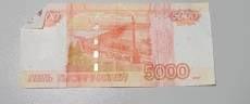Житель Мордовии попытался сбыть «заработанную» фальшивку