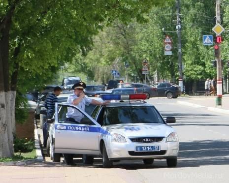 За три дна на дорогах Мордовии «наловили» 42 нетрезвых водителя