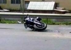 В Мордовии погиб водитель мотоцикла, влетевшего в грузовик