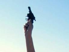 В Саранске пьяный пешеход получил от водителя пистолетом по голове
