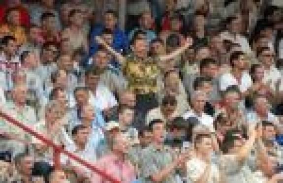 В Саранске пройдет встреча главной футбольной команды Мордовии с болельщиками
