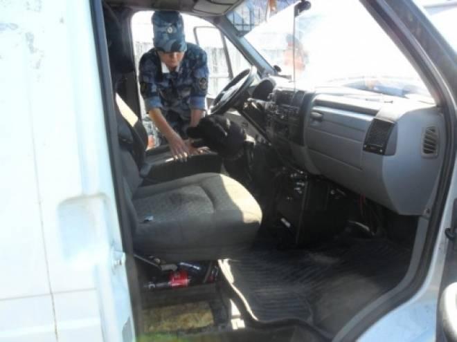 В колонию Мордовии пытались провезти наркотики