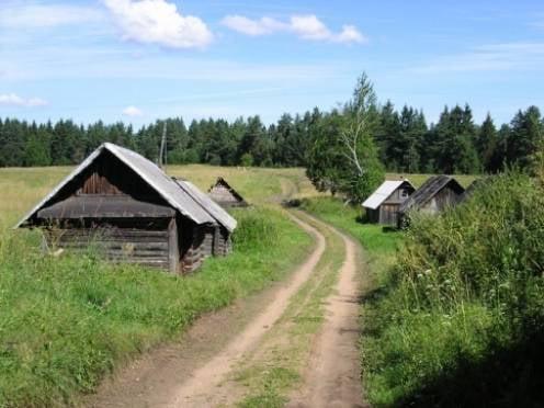 Почти сто сёл Мордовии могут пострадать от лесных пожаров