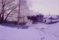 В Мордовии – очередная жертва пожара