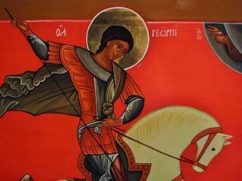 Жители Саранска смогут поклониться мощам Георгия Победоносца
