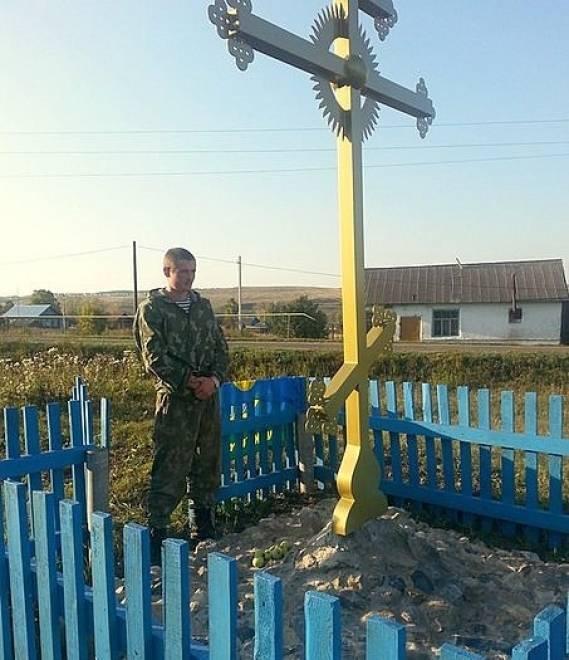 Солдат из Мордовии подорвался на мине в Донбассе