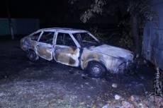 По фактам поджогов машин в Саранске возбуждены уголовные дела