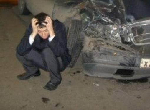 """В Саранске пьяный """"гонщик"""" на чужом авто устроил аварию"""