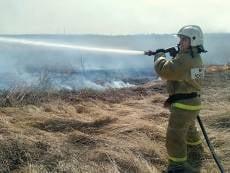 Жителей Мордовии наказывают за поджигание сухой травы