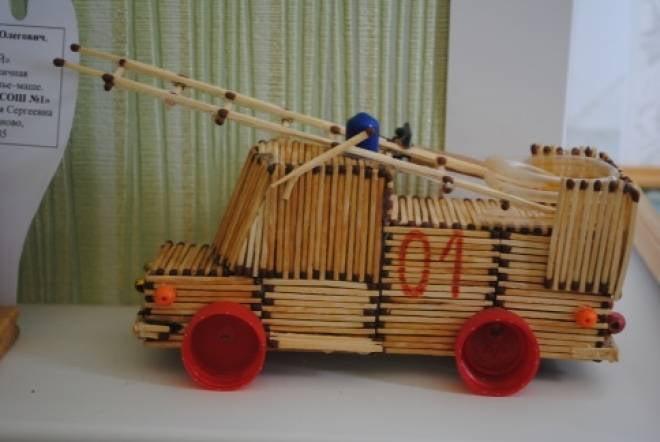 Спасатели Мордовии устроят выставку детского творчества