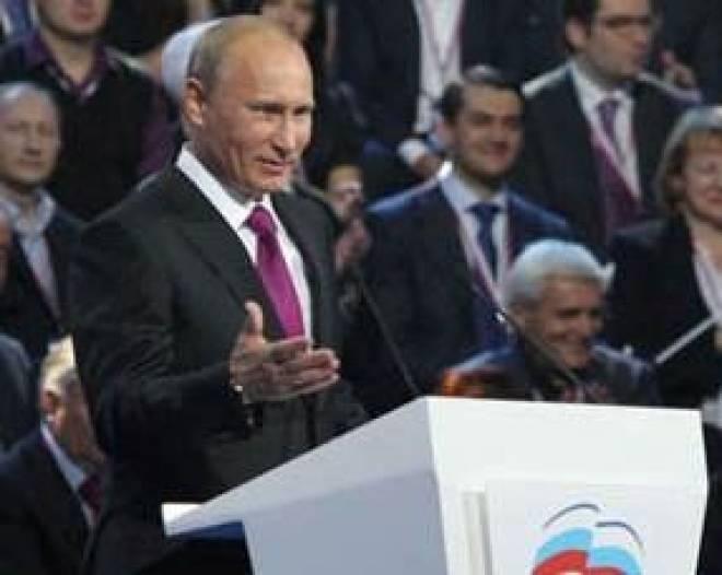 Владимиру Путину из Мордовии было передано свыше 65 тысяч наказов