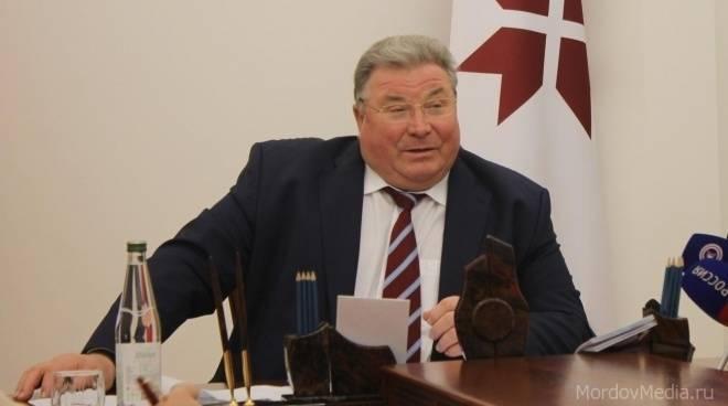 Глава Мордовии расскажет о задачах республики в ближайшие годы