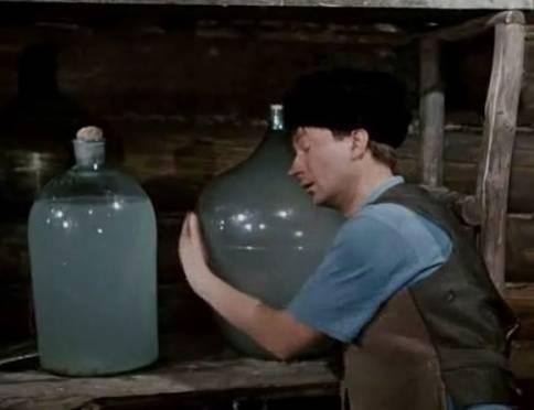 Полицейские Мордовии изъяли 16 литров самогона