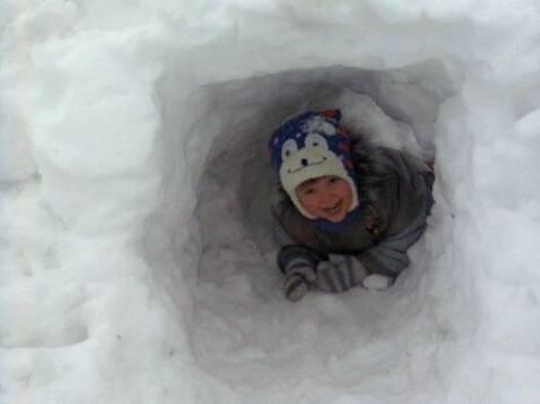 Любишь зиму? Получай подарок!