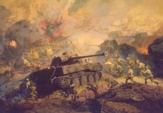 Президент поздравит участников Курской битвы из Мордовии