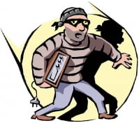 Кражи — возглавляют «топ» преступлений в Мордовии