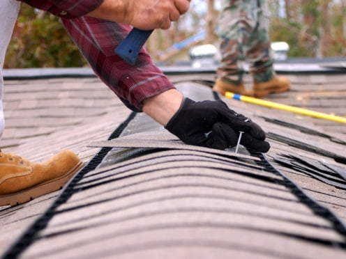 В Саранске надо починить около 500 дырявых крыш
