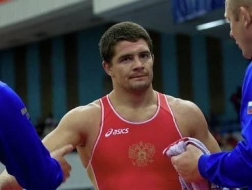 Борец Алексей Мишин (Мордовия) стал чемпионом России