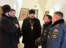 МЧС Мордовии возьмёт под контроль 130 храмов