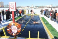 В Саранске пройдут соревнования «моржей»