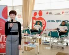 Более 300 человек приняли участие в донорской акции в Саранске