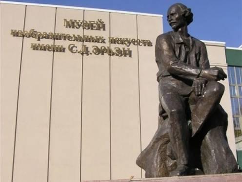 Музей им.Эрьзи в Саранске откроется до конца 2013 года