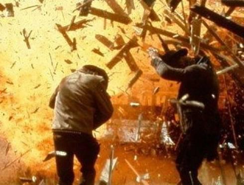 Сегодня в кафе Саранска произошел взрыв