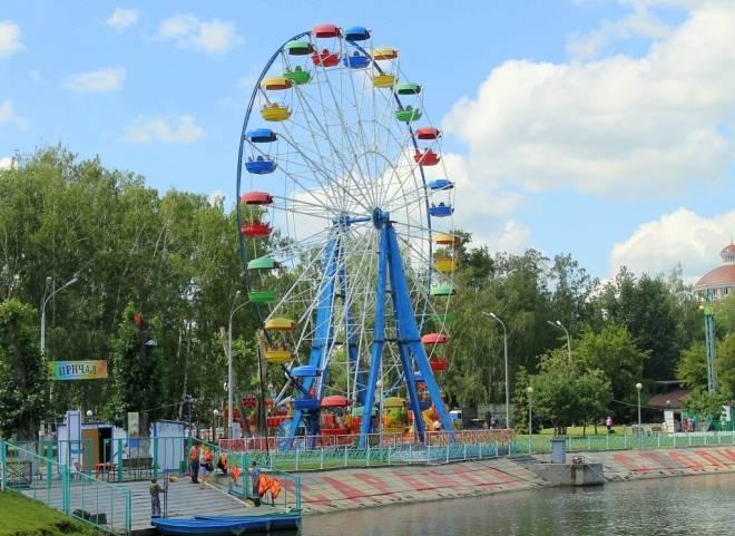 Городские парки начнут работу уже в апреле